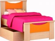 Κρεβάτι ΧΑΜΟΓΕΛΟ 90 x 190